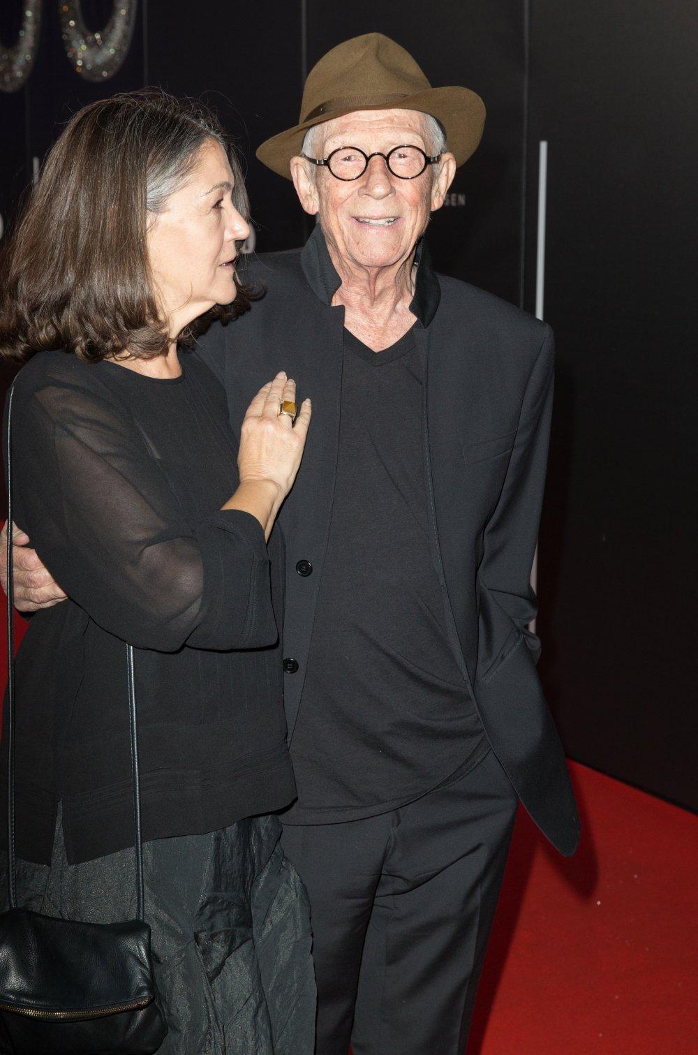 Sir John Hurt attends the BFI LUMINOUS gala 2015