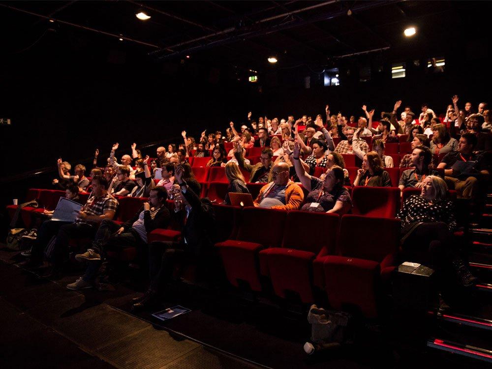 BFI Media Conference 2016 plenary speech