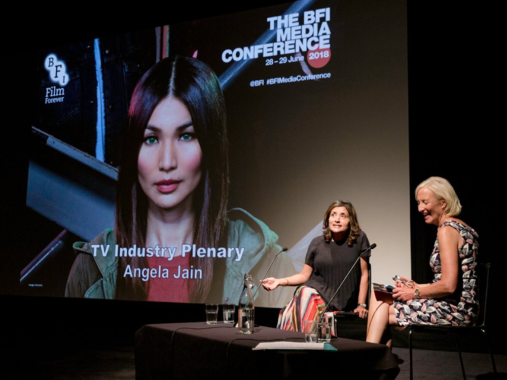 BFI Media Conference — TV Plenary 2018
