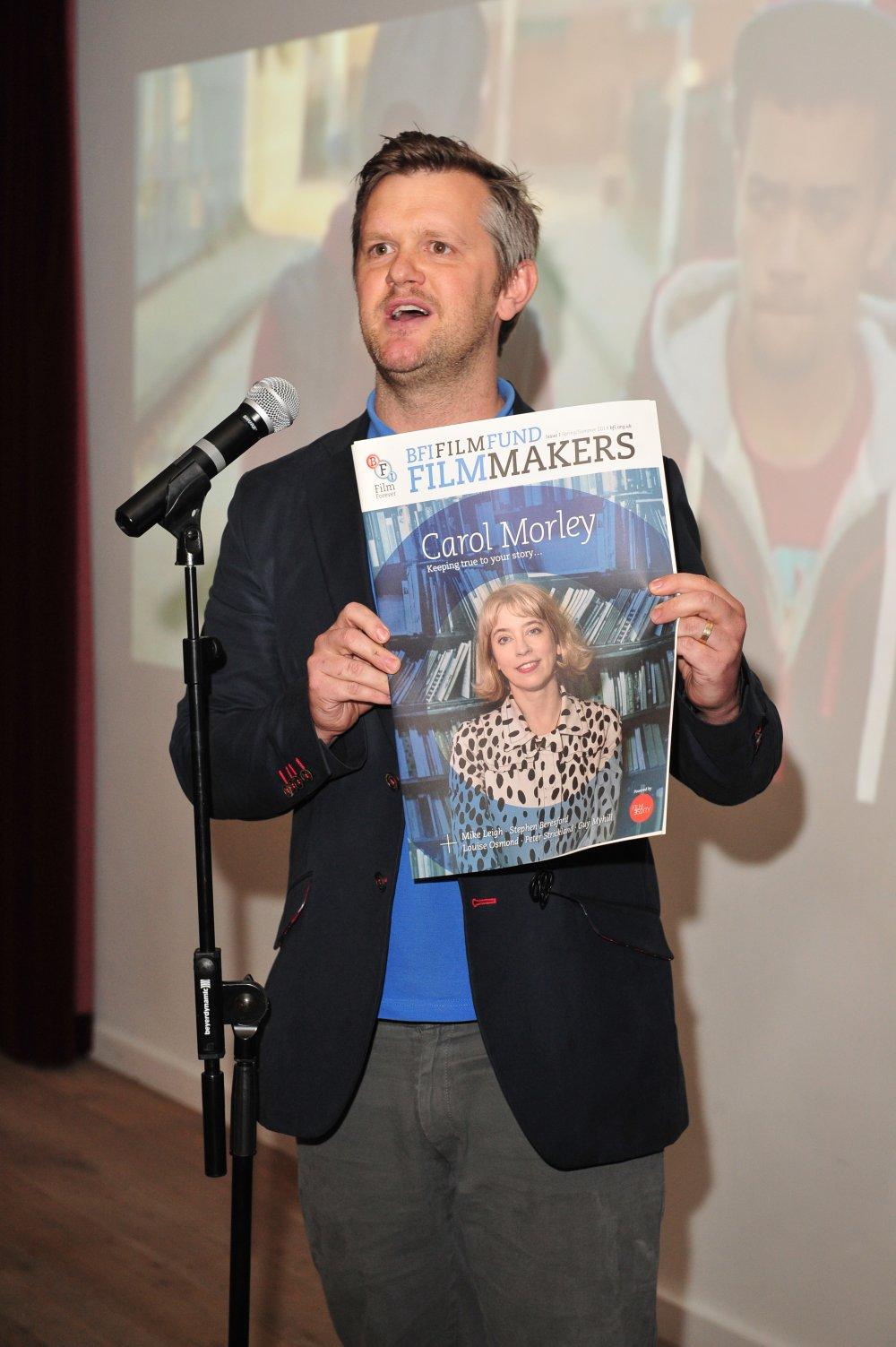 Ben Roberts, Director of the BFI Film Fund