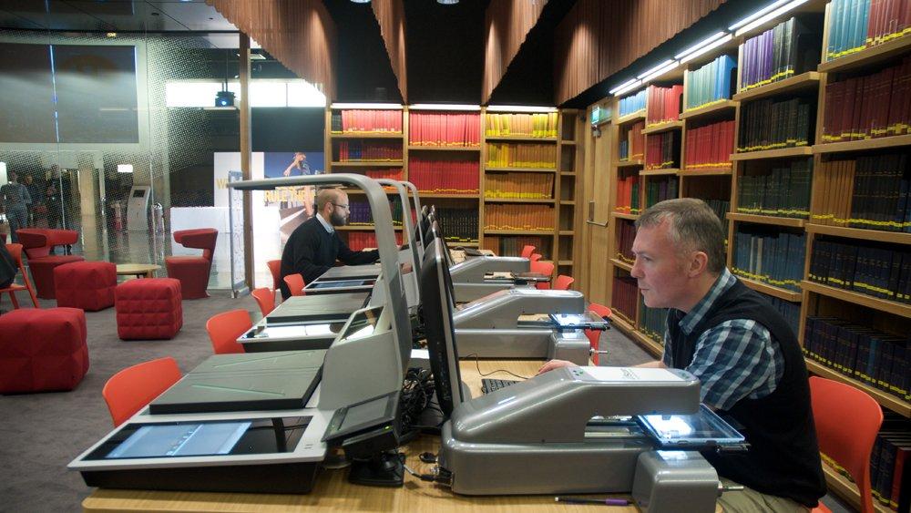 BFI Reuben Library