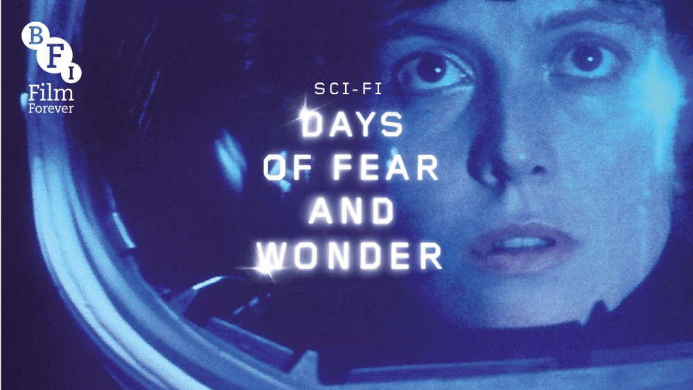 BFI Sci-Fi: Days of Fear and Wonder artwork