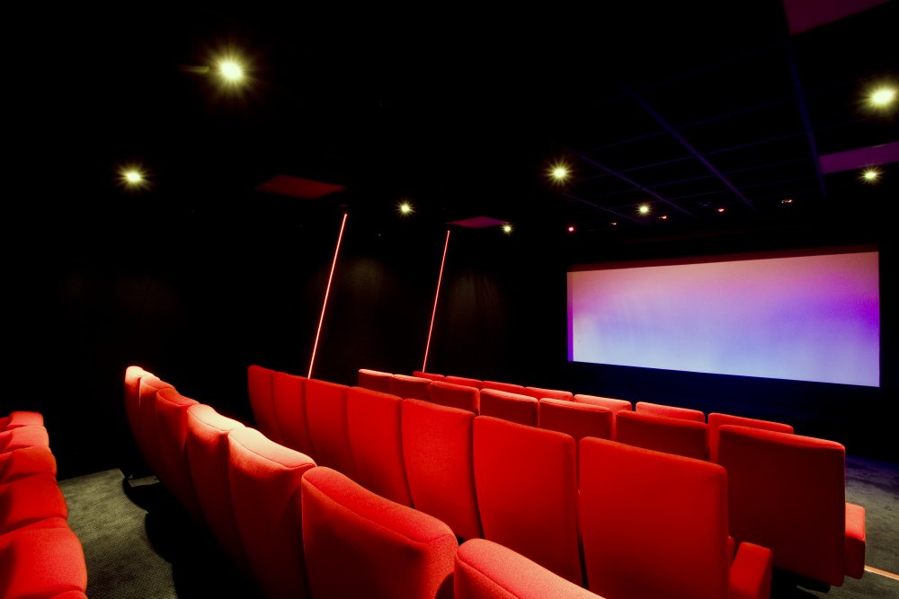 Stephen Street screening room