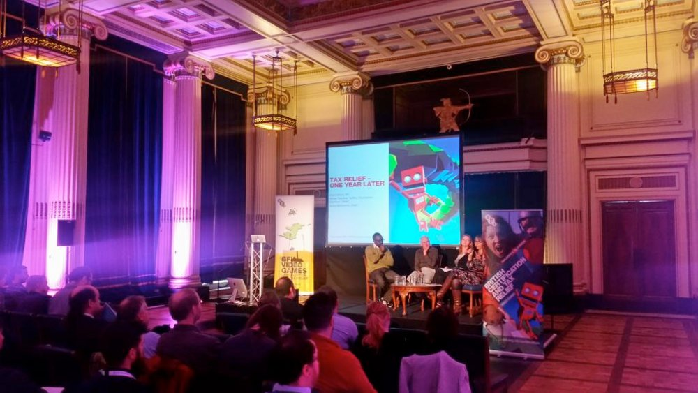 Video Games Tax Relief – One Year On panel discussion