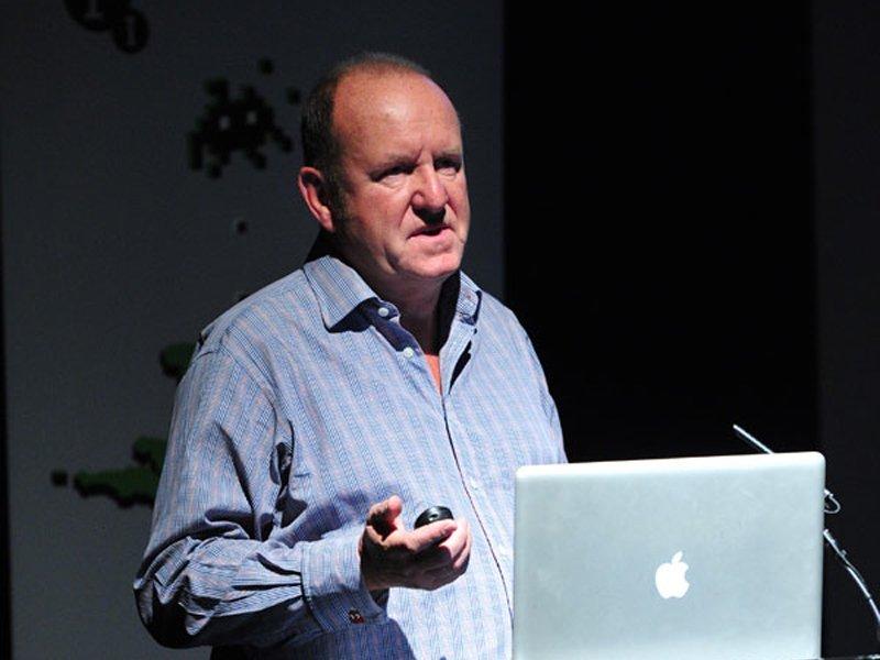 Ian Livingstone CBE