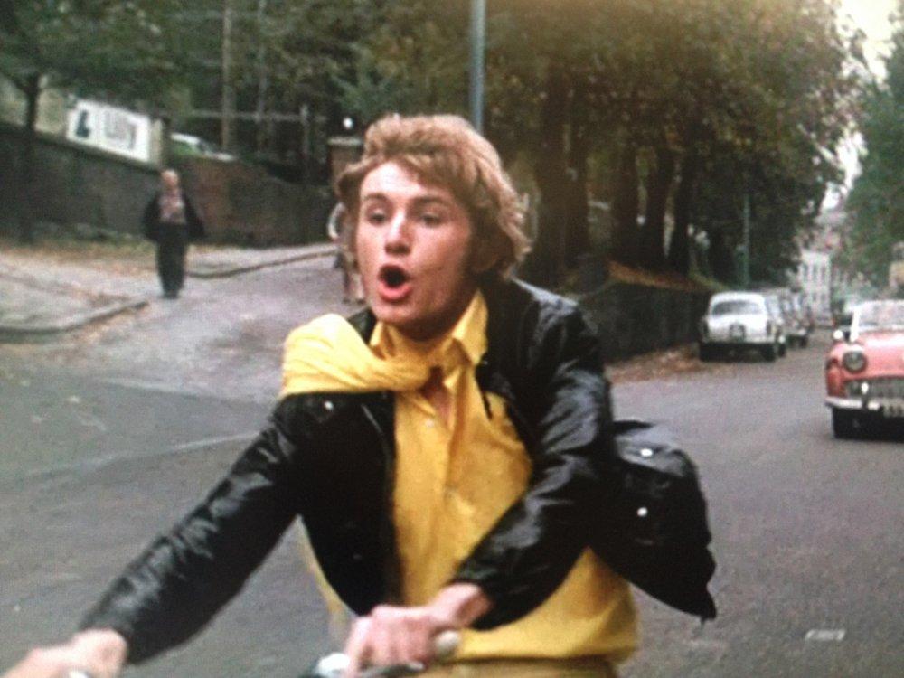 Les Bicyclettes de Belsize (1968)