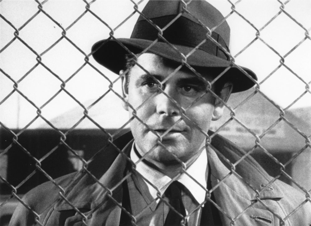 Glenn Ford as Sgt Dave Bannion in Fritz Lang's The Big Heat (1953)