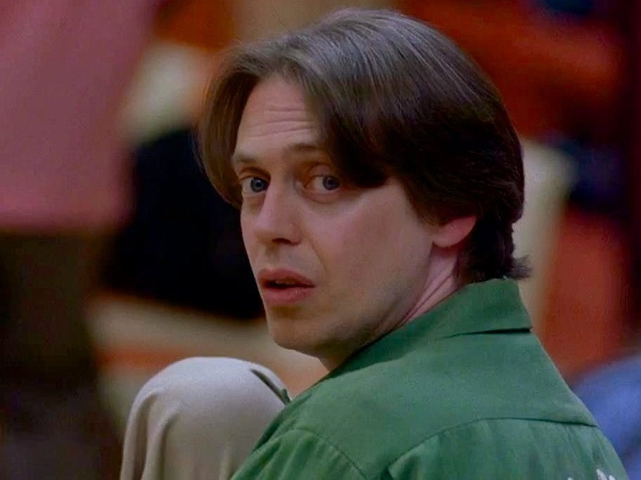 what movies did steve buscemi play in