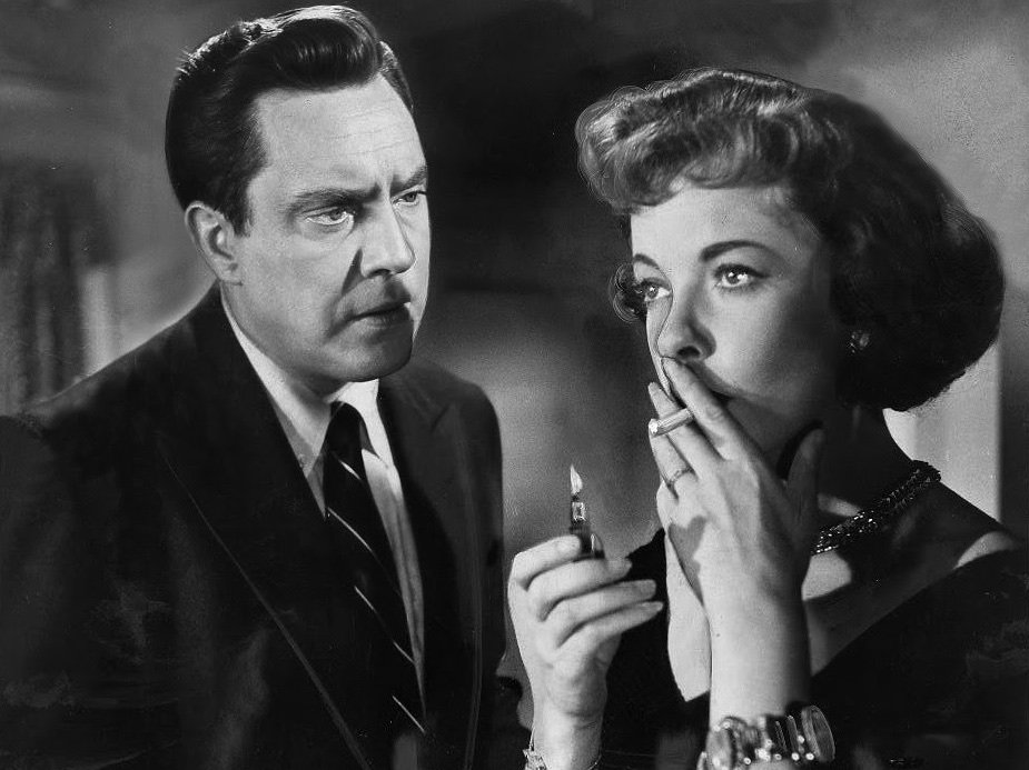 The Bigamist (1953)