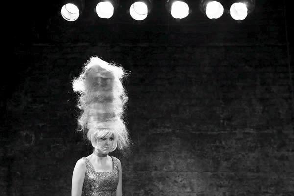 Alice Lowe in a Jackal Films production