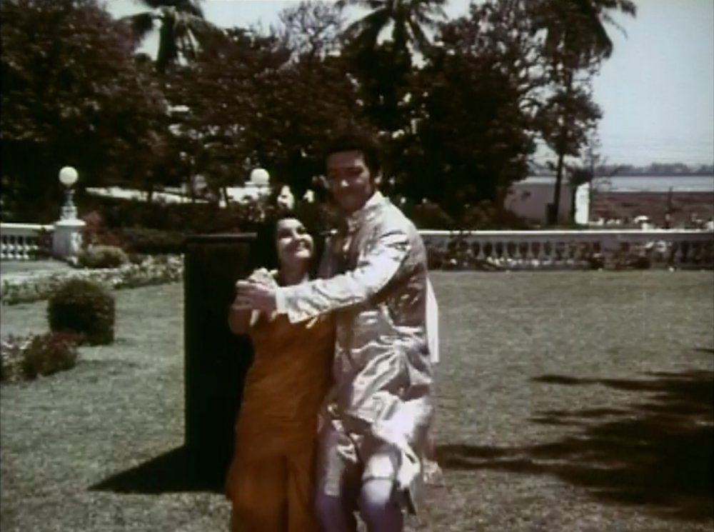 A discovery from Joan Littlewood's film archive: Bijou in Hyderabad, apparently a TV pilot she shot in India with actor Maxwell Shaw in 1966