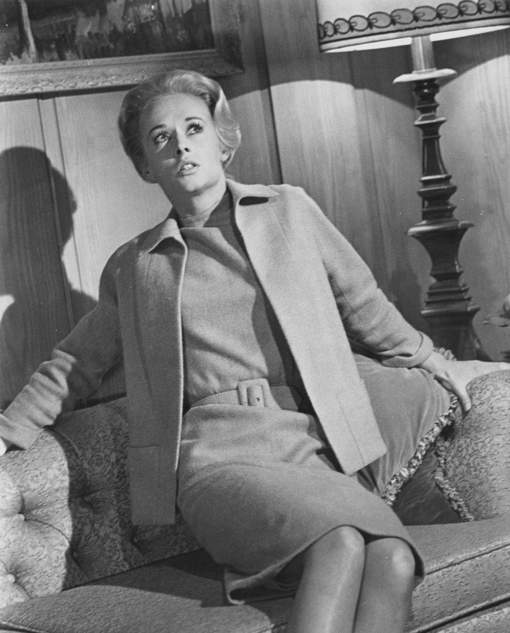 Tippi Hedren in The Birds (1963)