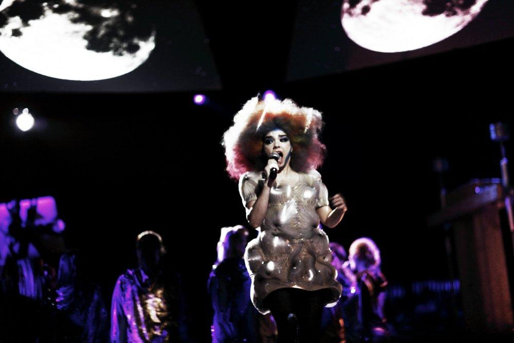 Björk Biophilia Live (2014)