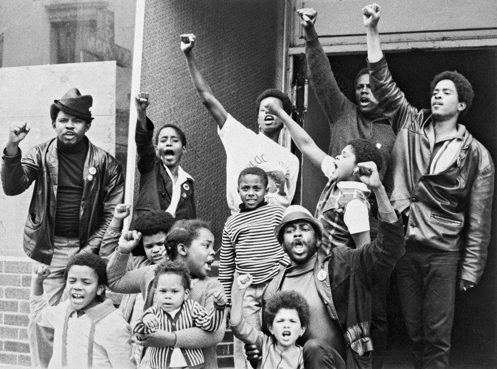 Edouard De Laurot's Silent Revolution / Black Liberation