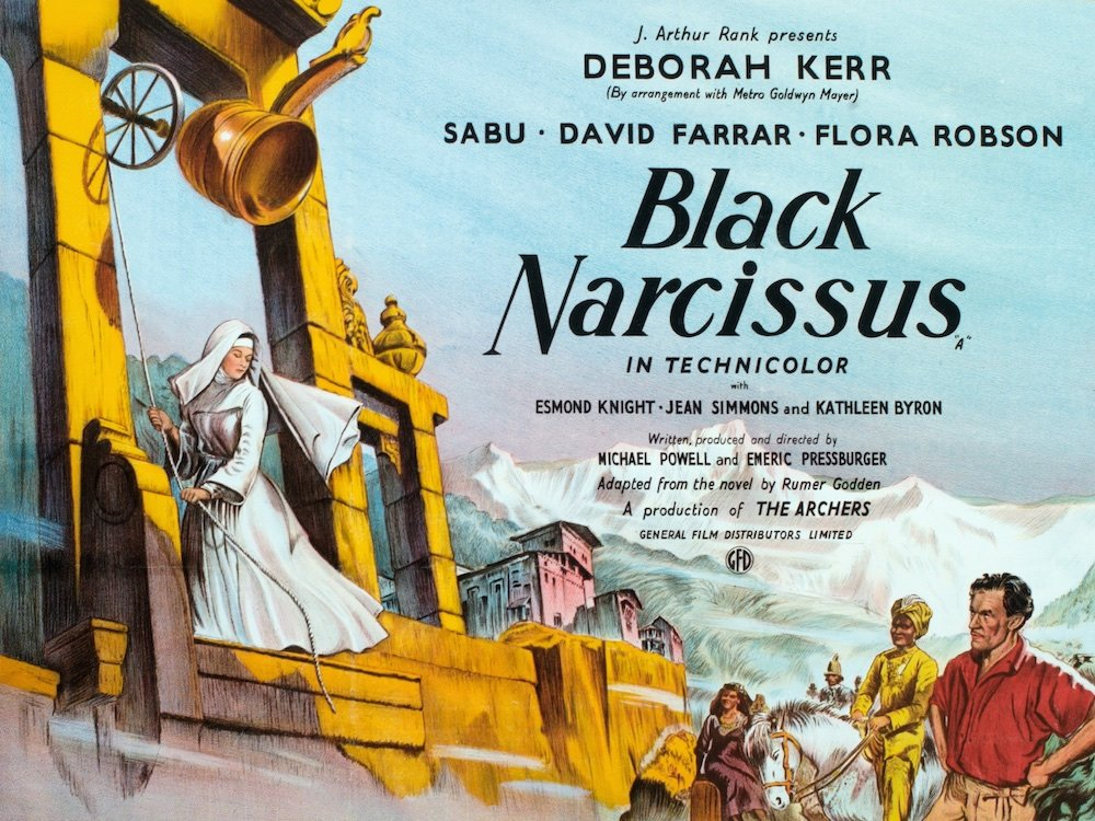 Black Narcissus (1947) poster