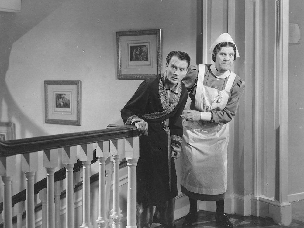 The Black Sheep of Whitehall (1941)