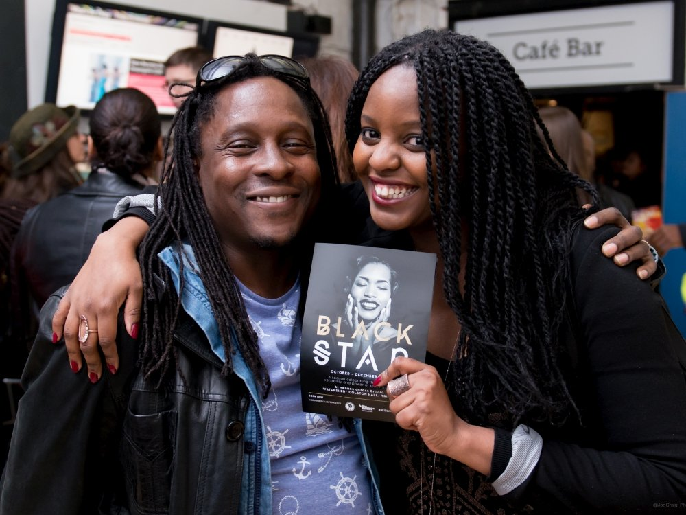 Black Star celebrations kick off in style in the south-west at Watershed, Bristol