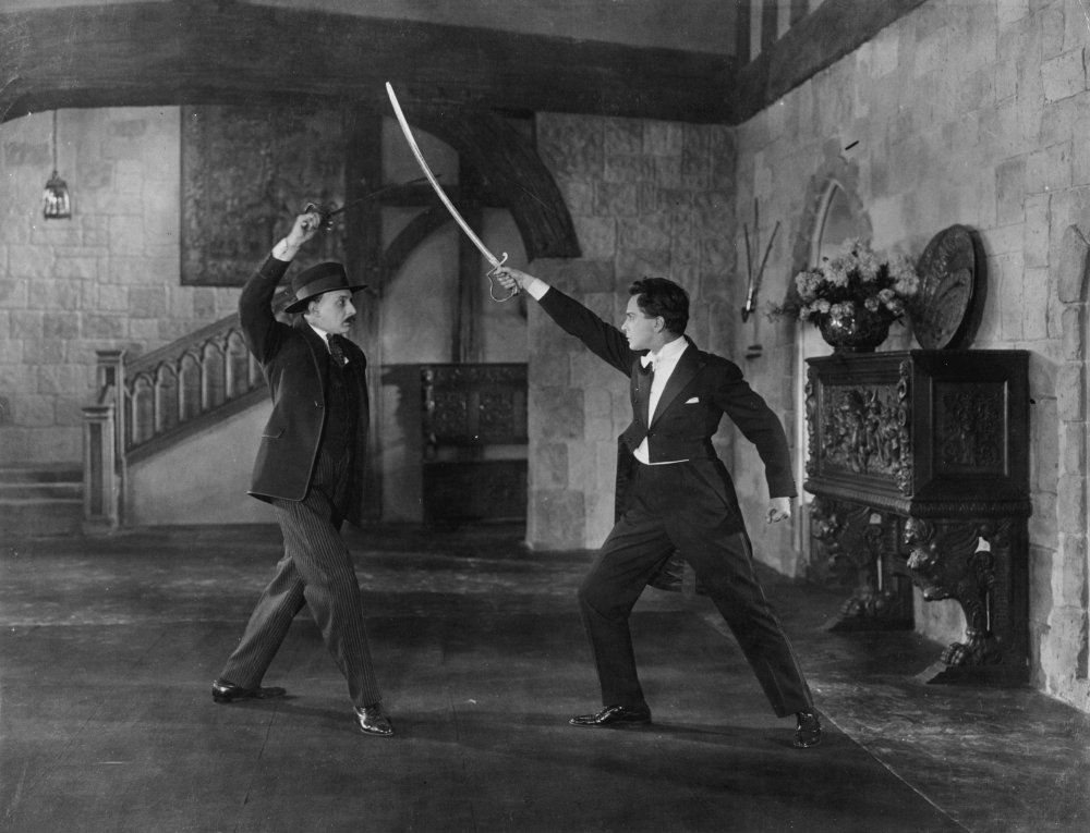 Graham Cutts's The Blackguard (1925)