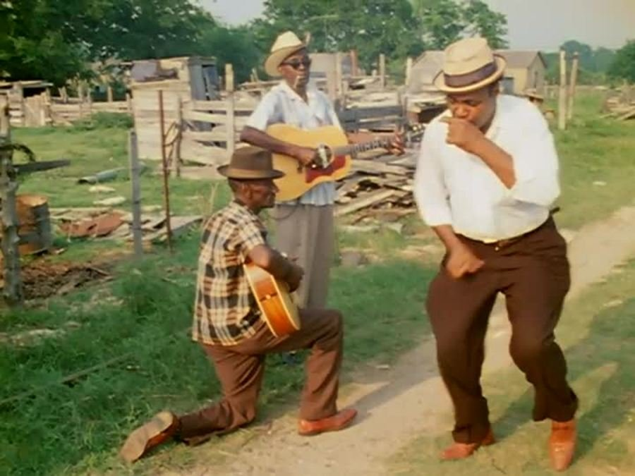 The Blues According to Lightnin' Hopkins (1969)