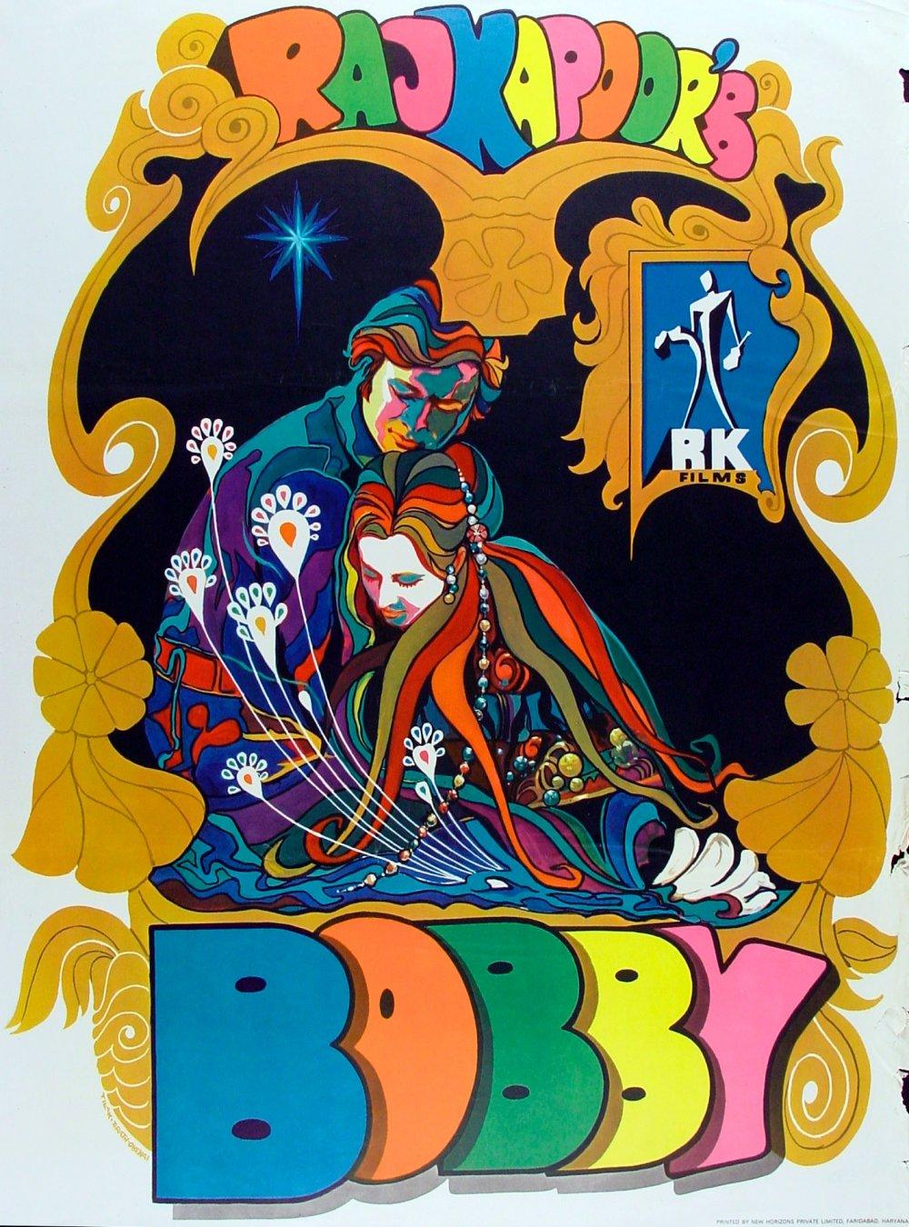 Bobby (1973) film poster