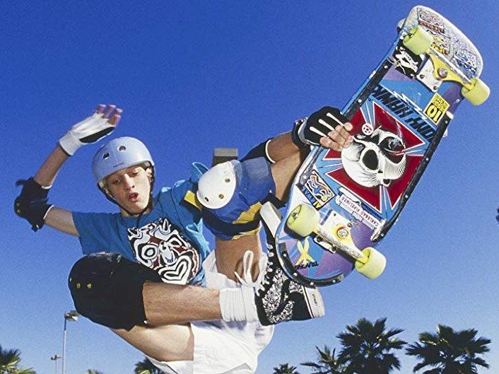 10 Great Skateboarding Films Bfi