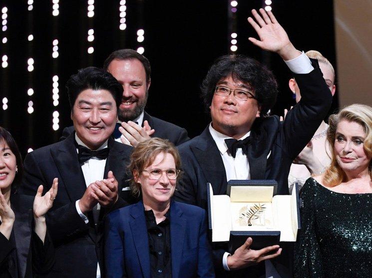 Cannes 2019: Palme d'Or winner Bong Joon-ho