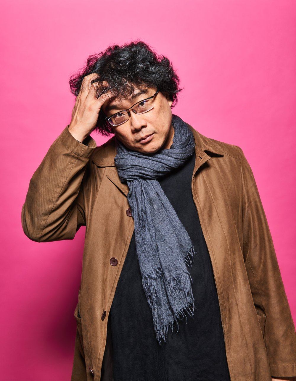 Bong Joon Ho, our March 2020 guest editor
