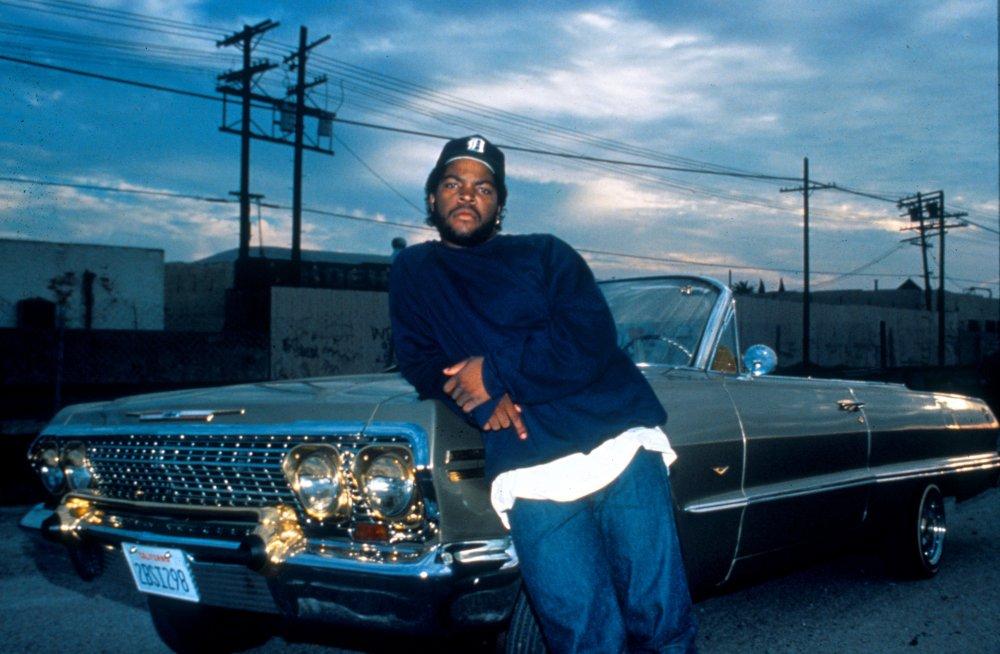 Ice Cube in Boyz n the Hood (1991)