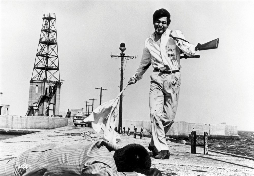 Branded to Kill (Koroshi no rakuin, 1967)