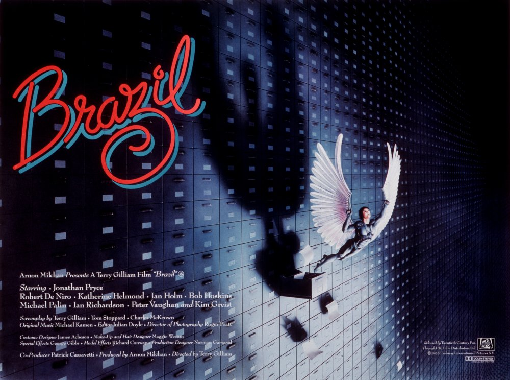 Brazil (1985) poster