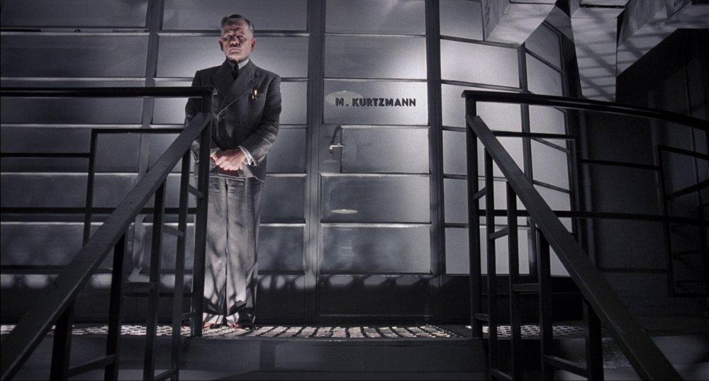 As Mr Kurtzmann in Brazil (1985)