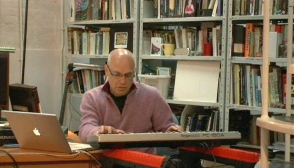 Nicola Roberts's Brian Eno: Another Green World (1999)