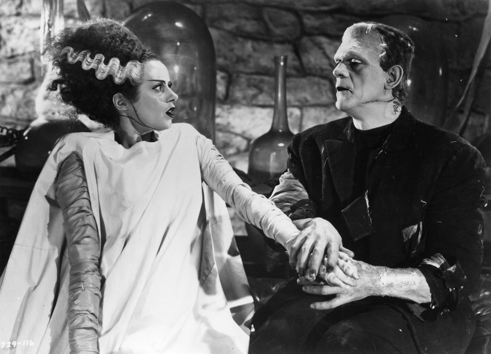 the grotesque relationship between men and god in frankenstein by mary shelley Parent-child tensions in frankenstein: the search for communion  toward a finally integrated relationship between parent and child  mary shelley, frankenstein,.