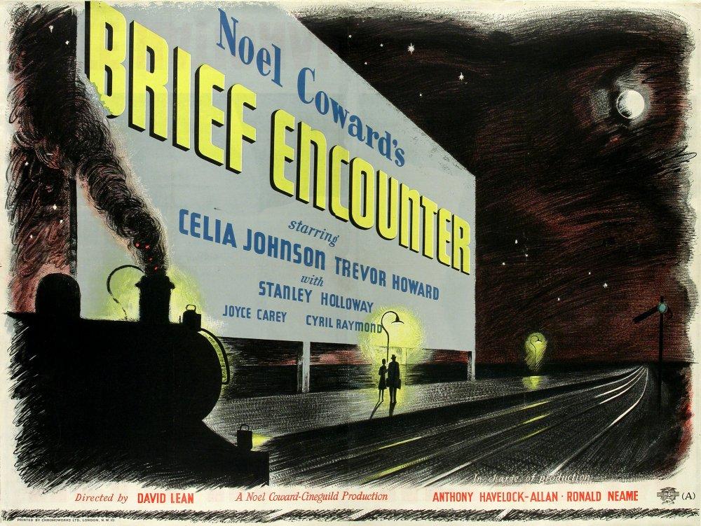 Brief Encounter (1945) original poster