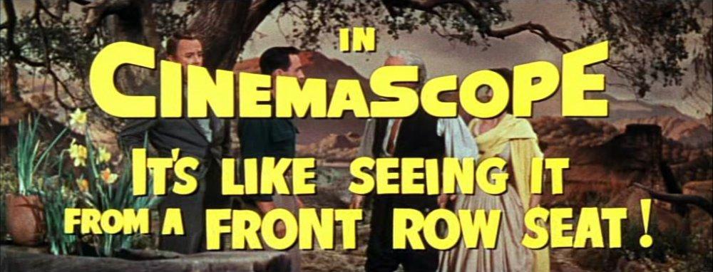 Brigadoon (1954) trailer