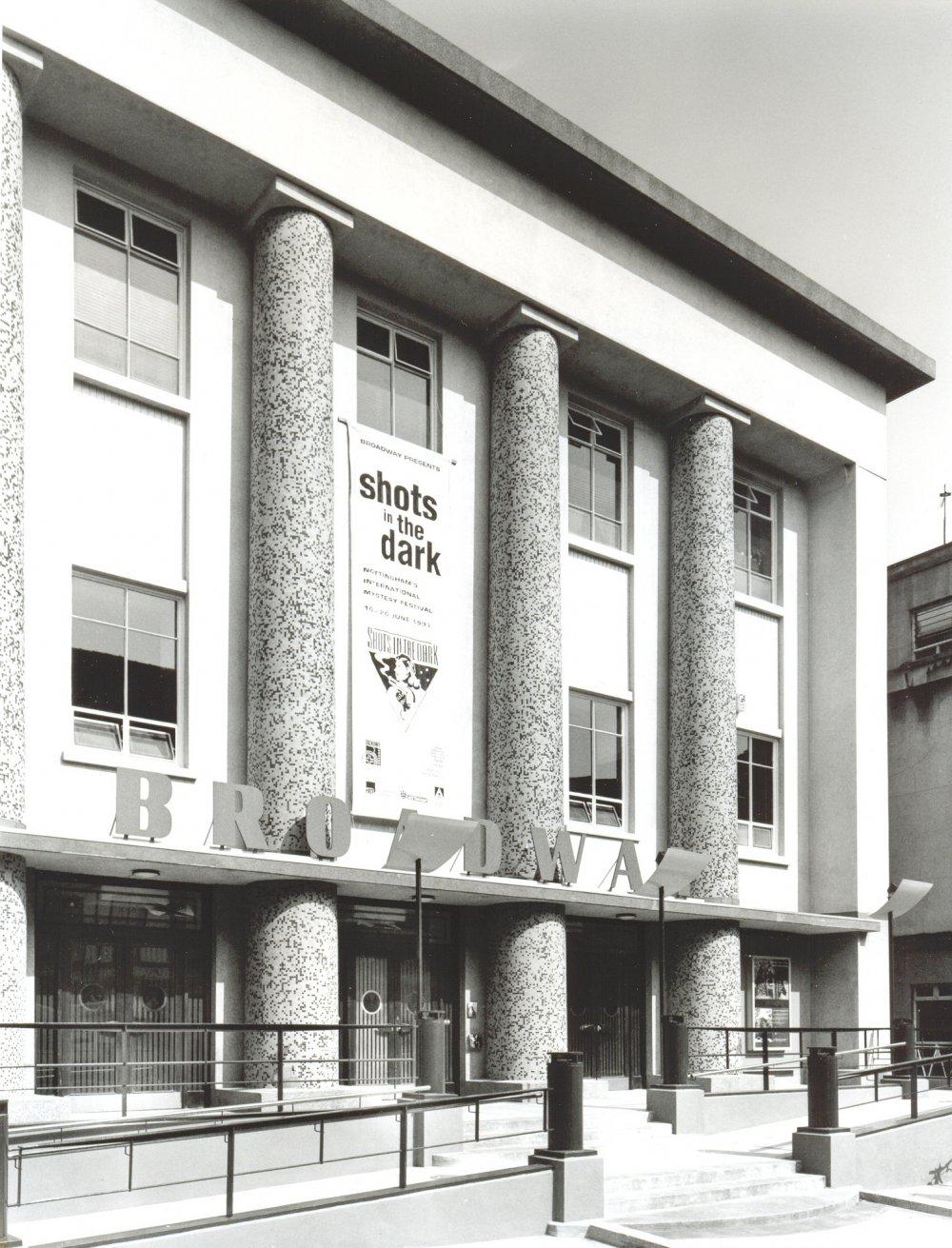 Broadway, Nottingham, 1993
