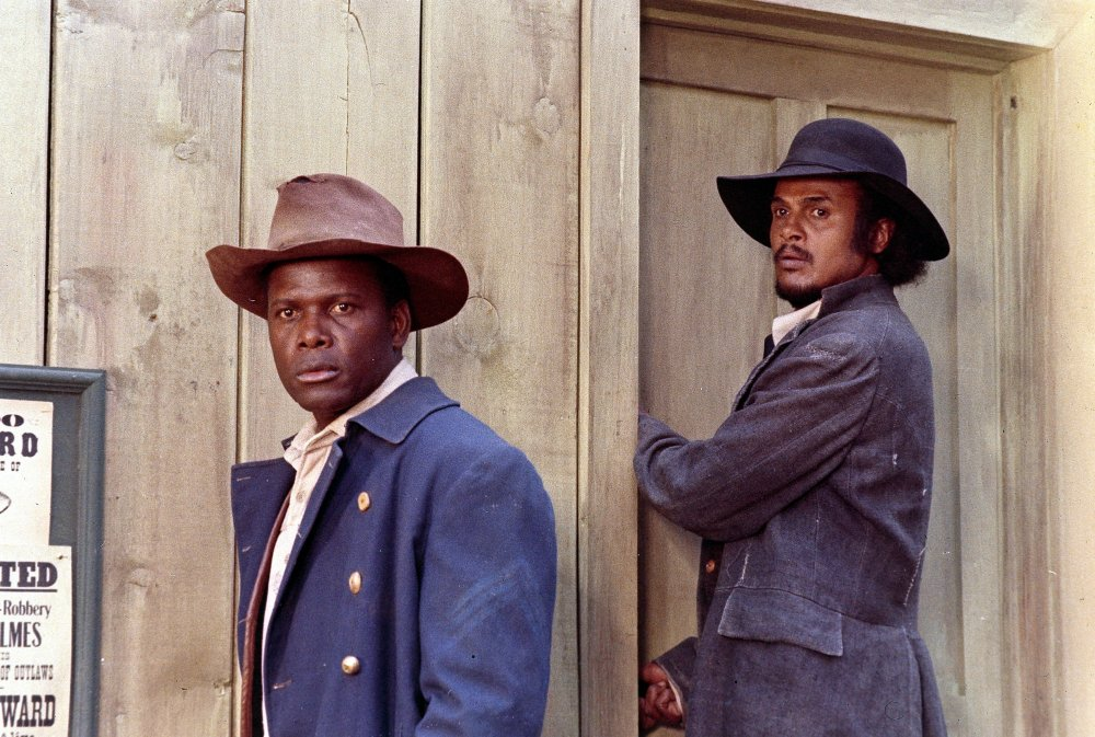 Buck and the Preacher (1971)