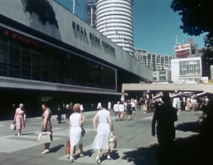 The Bull Ring Shopping Centre (1965)