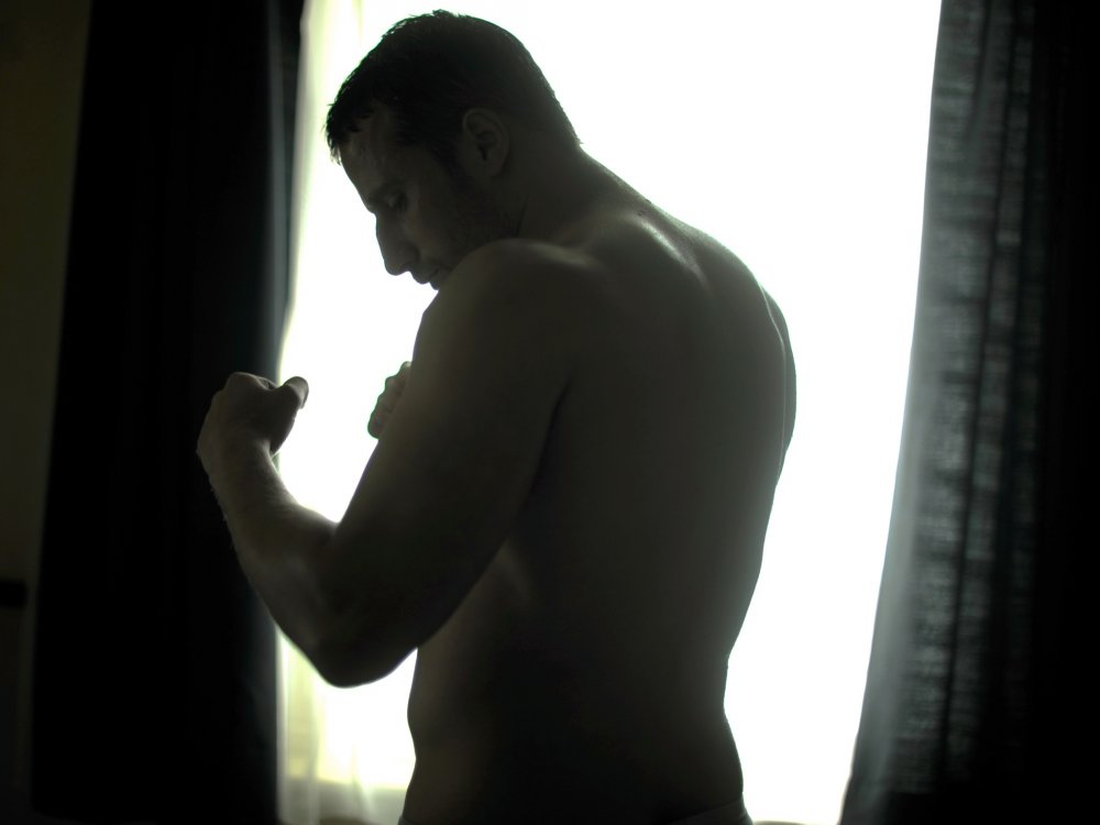 Bring up the bodies: personal and social trauma lurks under the skin of steroid-fuelled Jacky (Matthias Schoenaerts)