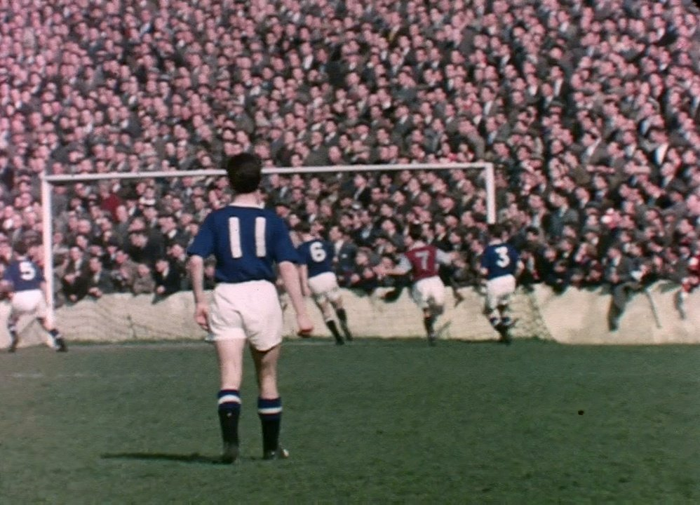 Burnley v. Manchester United (1957)