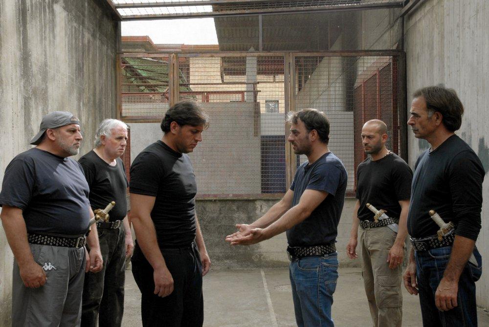 Caesar Must Die (Cesare deve morire, 2012)