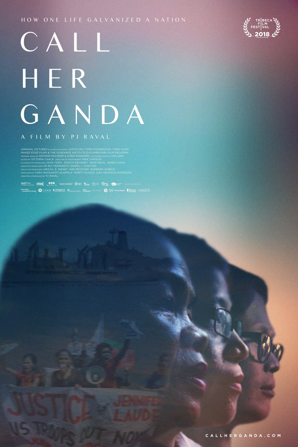 <strong>Call Her Ganda</strong> – Years of imperial rule come to a head in this challenging and moving documentary