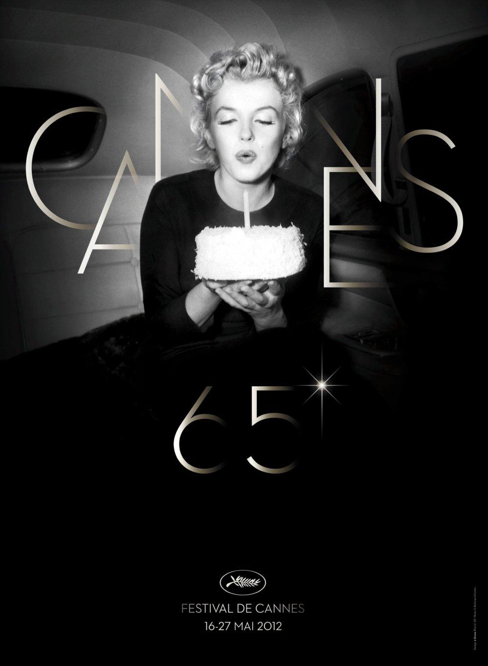 The Festival de Cannes's 2012 poster