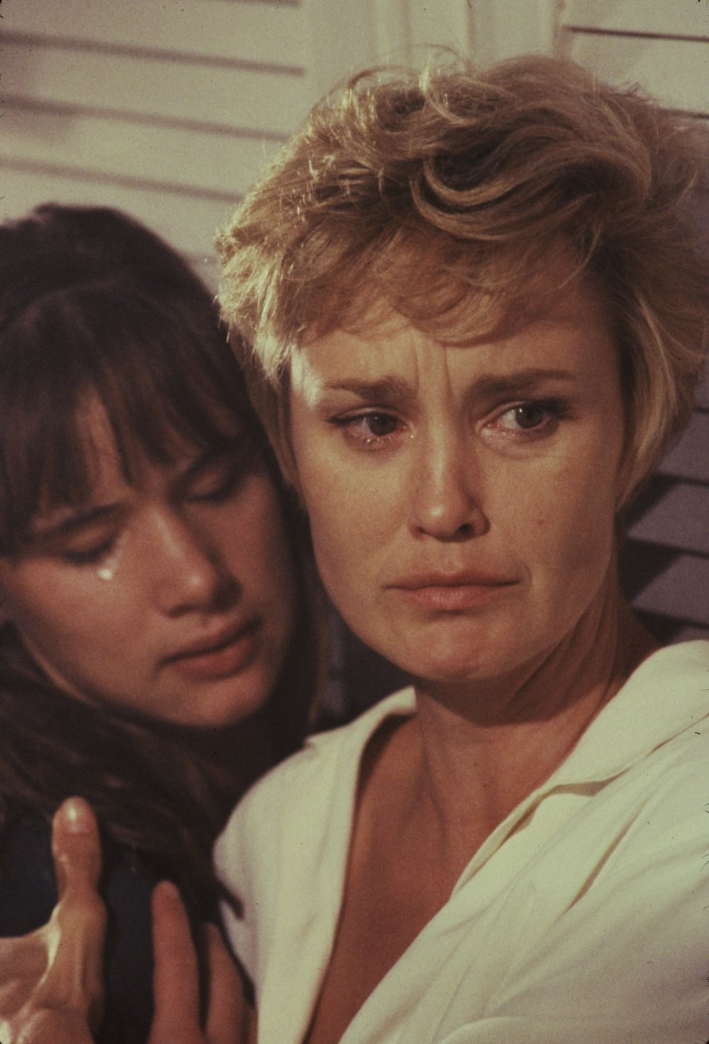 Jessica Lange and Juliette Lewis in Cape Fear (1991)