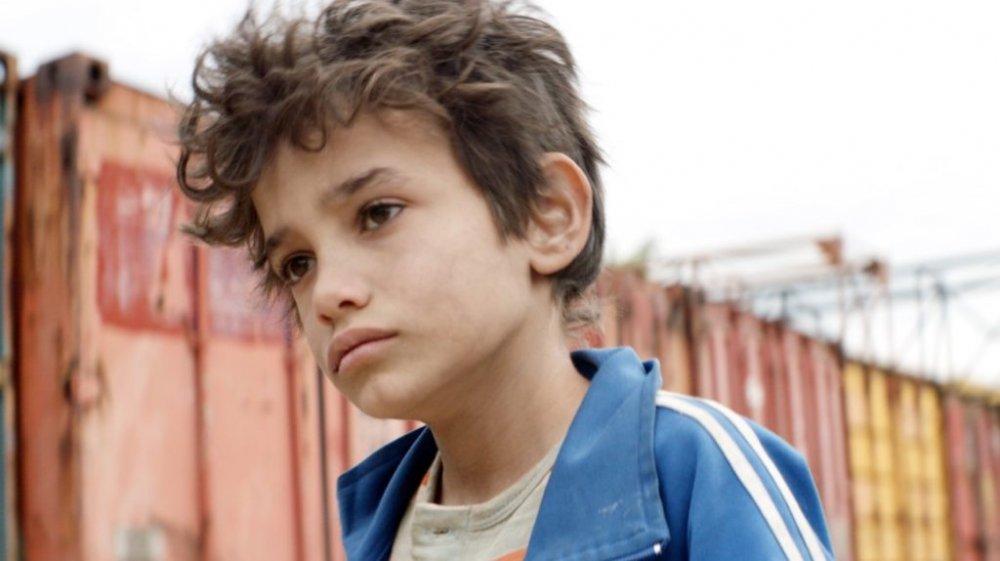 Zain Al Rafeea as Zain in Capernaum