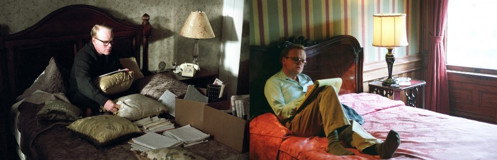 Capote/Infamous (2005/2006)