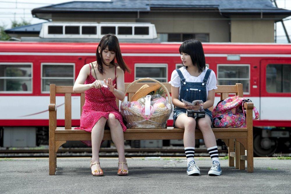 Capturing Dad (Chichi o tori ni, 2012)