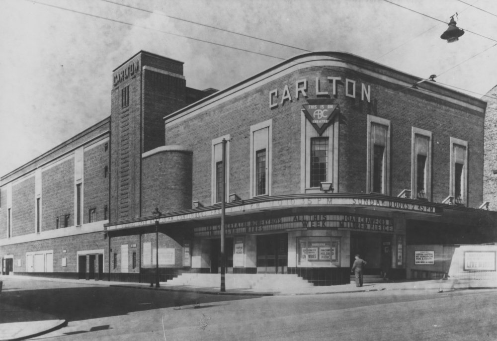 The Carlton, Nottingham, 1946