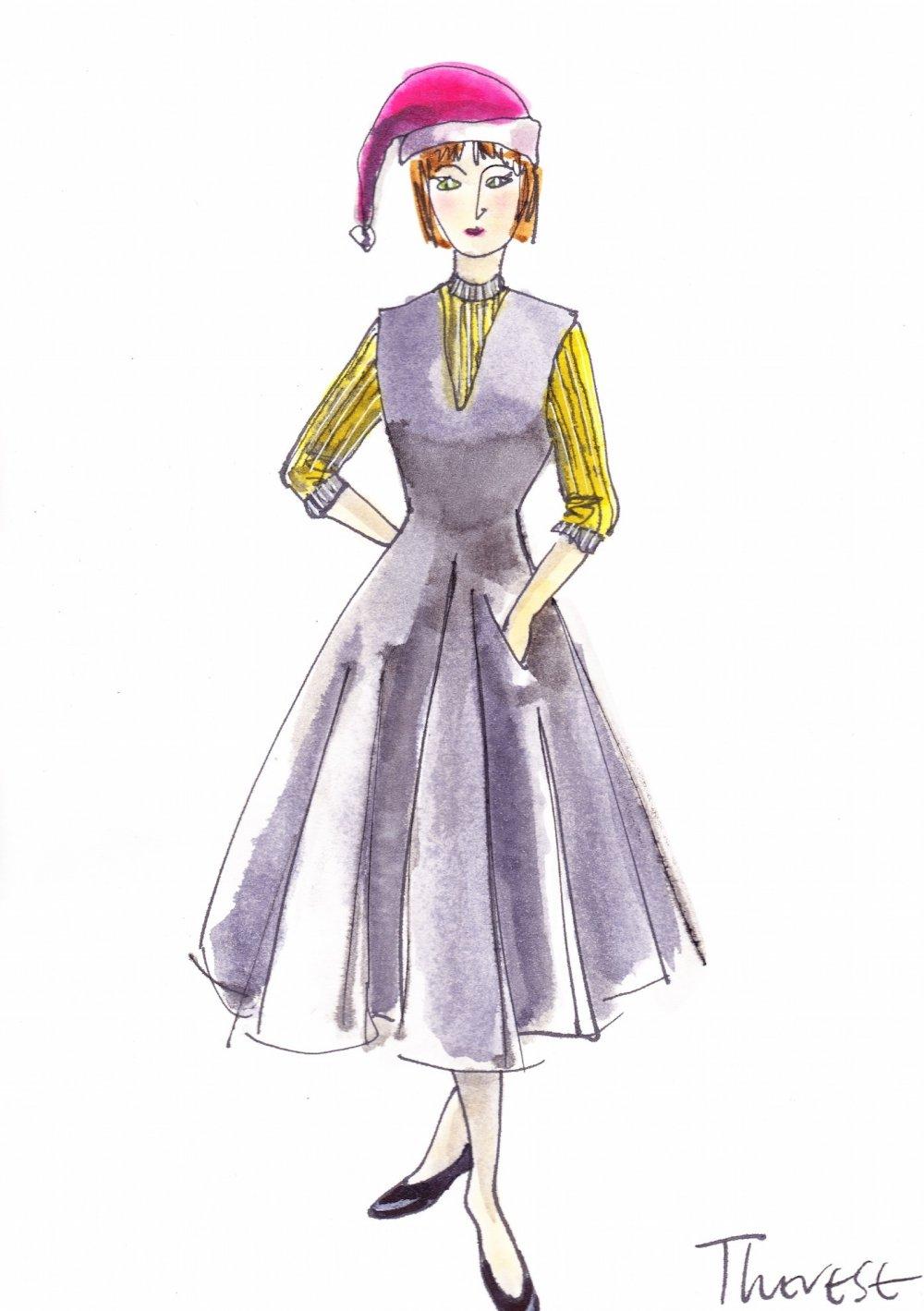 Costume design for Carol (2015)