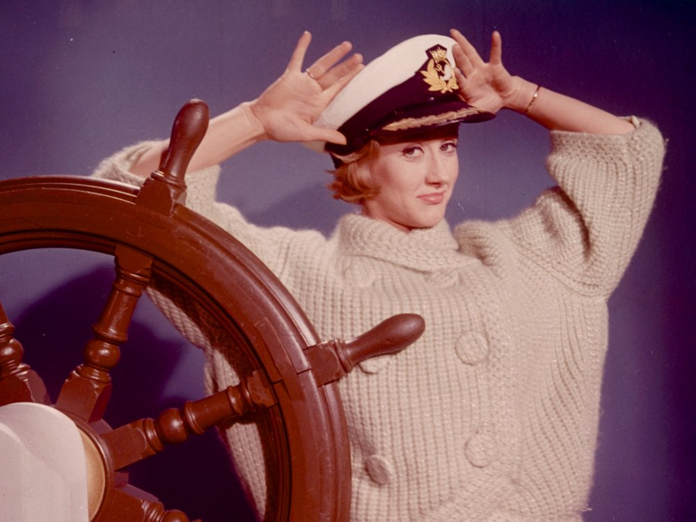 Liz Fraser in Carry On Cruising (1962)